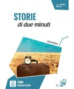 Storie Di 2 Minuti + Online MP3 Audio