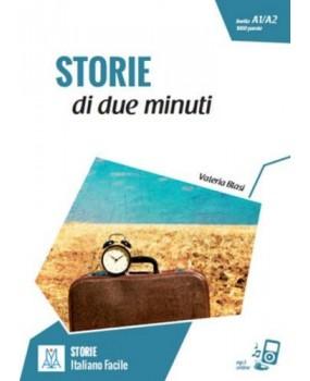 Storie Di 2 Minuti + Online MP3 Audio
