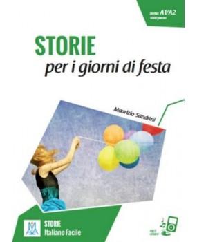 Storie Per I Giorni Di Festa + Online MP3 Audio