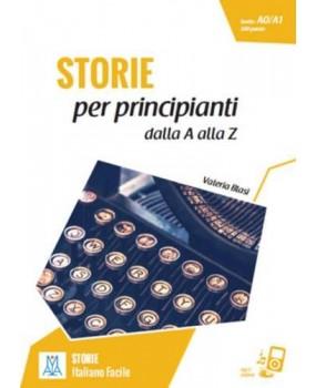 Storie Per Principianti - Racconti Dalla A Alla Z + Online MP3 Audio