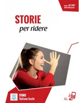 Storie Per Ridere + Online MP3 Audio