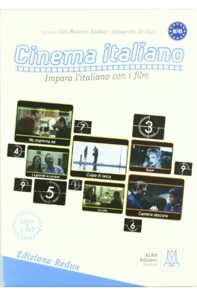 Cinema italiano. Ediz. ridotta. Con 2 DVD