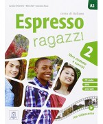 Espresso ragazzi 2. Corso di italiano A2. Con DVD-ROM