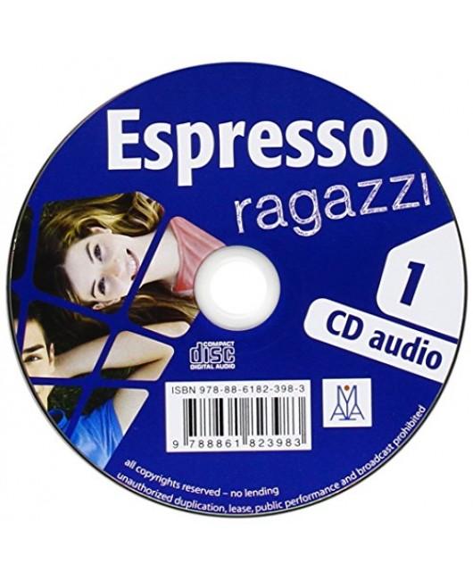 Espresso ragazzi 1 Corso di italiano A2. Con DVD-ROM