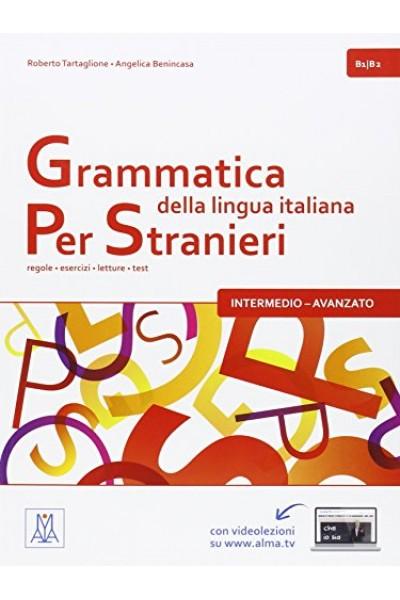 Grammatica della lingua italiana per stranieri 2