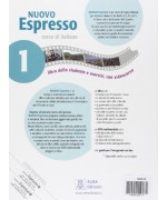 Nuovo espresso 1 Corso di italiano A1 Con DVD