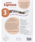 Nuovo espresso 3 Libro dello studente e esercizi. Corso di italiano B1. Con DVD ROM - Alma