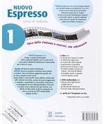 Nuovo espresso 1 Libro studente e libro esercizi - Luciana Ziglio, Giovanna Rizzo - Alma