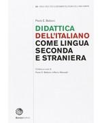 Didattica dell'italiano come lingua seconda e straniera - Paolo E. Balboni