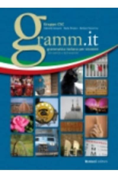 Gramm.it. Grammatica italiana per stranieri con esercizi e testi autentici