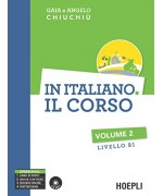 In italiano. Il corso vol. 2 - Livello B1