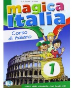Magica Italia 1. Libro studente. Con CD Audio