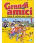 Grandi amici 1 libro dello studente