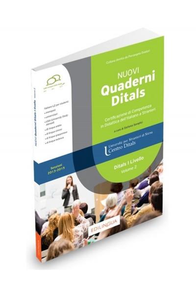 Quaderni DITALS di I livello – Volume 2  (Sessioni 2013-2015)
