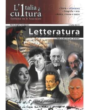 Italia e' cultura letteratura