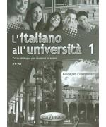 L'italiano all'università vol.1 Guida per l'insegnante