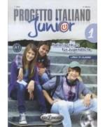 Progetto italiano junior. Vol. 1 italienischkurs Aa. Vv