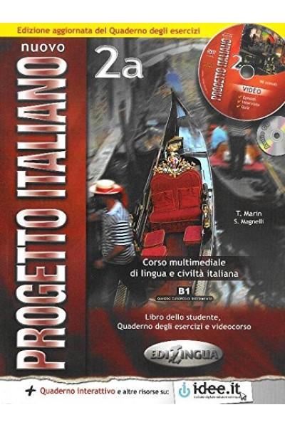 Progetto italiano. Vol. 2 A. Nuova edizione