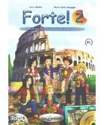 Forte 2.  Libro dello studente. Con CD Audio L. Maddii - M.C. Borgogni