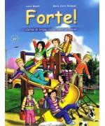 Forte! 1 (+CD-ROM)  Libro dello studente ed esercizi L. Maddii - M.C. Borgogni