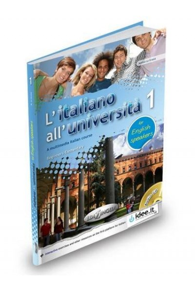 L'italiano all'università. Con CD Audio: 1