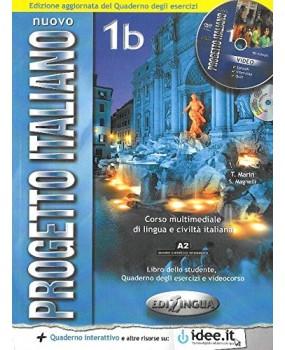 Nuovo progetto italiano 1B. Libro dello studente e quaderno degli esercizi