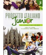 Progetto italiano junior. Libro dello studente. Con CD Audio: 3