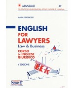 English for lawyers. Corso di inglese giuridico