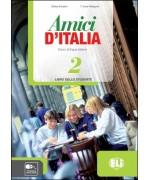 Amici D'Italia 2 Guida Insegnante con cd - Pellegrino - Eli