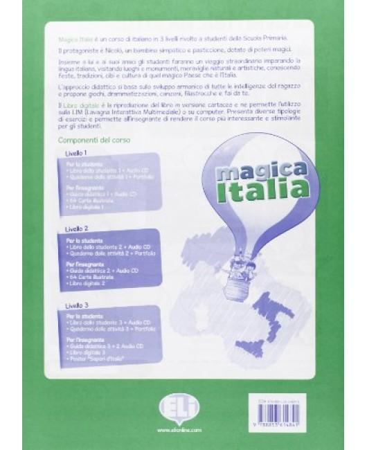Magica Italia 1 Quaderno operativo