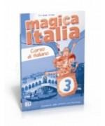 Magica Italia 3 . Quaderno operativo. Con CD Audio