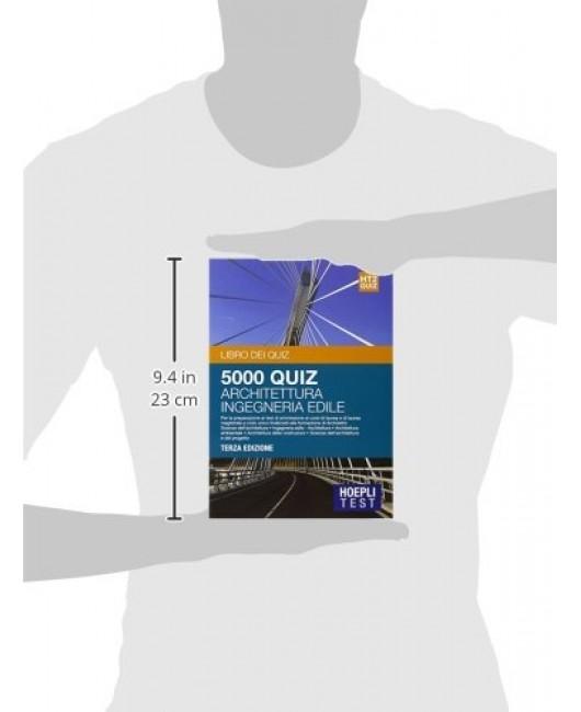 Hoepli Test. 5000 quiz. Architettura, ingegneria edile: 2