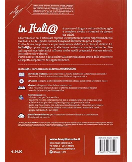 In Itali@. Livello A1. Corso di lingua e cultura italiana