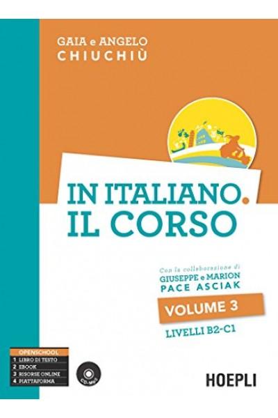 In italiano. Il corso. Livello B2-C1