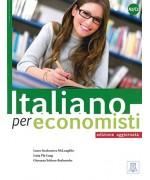 Italiano per economisti - edizione aggiornata Laura Incalcaterra McLoughlin,  Luisa Pla-Lang,  Giovanna Schiavo-Rotheneder