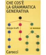 Che cos'è la grammatica generativa - Giorgio Graffi