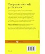 Competenze testuali per la scuola - Daniela Notarbartolo