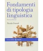 Fondamenti di tipologia linguistica - Nicola Grandi