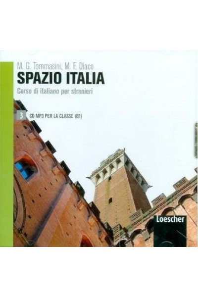 Spazio Italia 3 CD-Audio