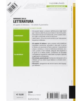 Imparare dalla letteratura. 20 capitoli di letteratura. Con 50 schede di grammatica. Con espansione online. Per le Scuole superiori