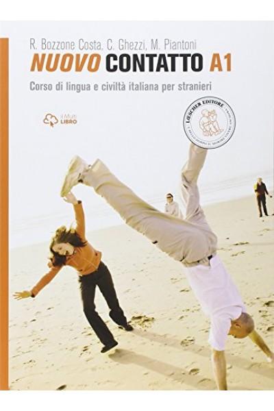 Nuovo Contatto A1 Corso di lingua e civiltà italiana per stranieri