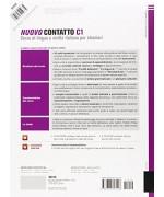 Nuovo Contatto C1. Corso di lingua e civiltà italiana per stranieri + CD-ROM