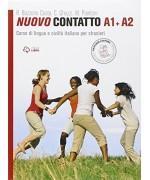 Nuovo Contatto A1-A2 Corso di lingua e civiltà italiana per stranieri