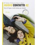 Nuovo Contatto A2 Corso di lingua e civiltà italiana per stranieri