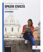 Spazio civiltà. Civiltà italiana per stranieri. Livello A2-B1