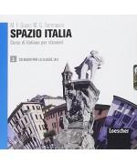 Spazio italia 1 cd-audio