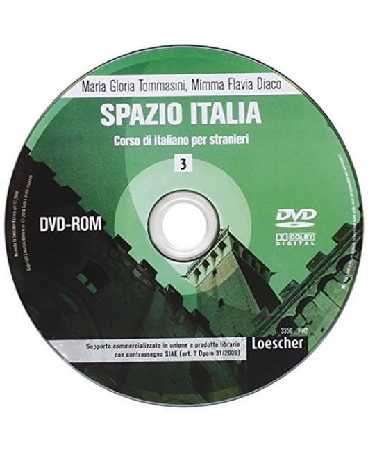 Spazio Italia 3 Con DVD-ROM