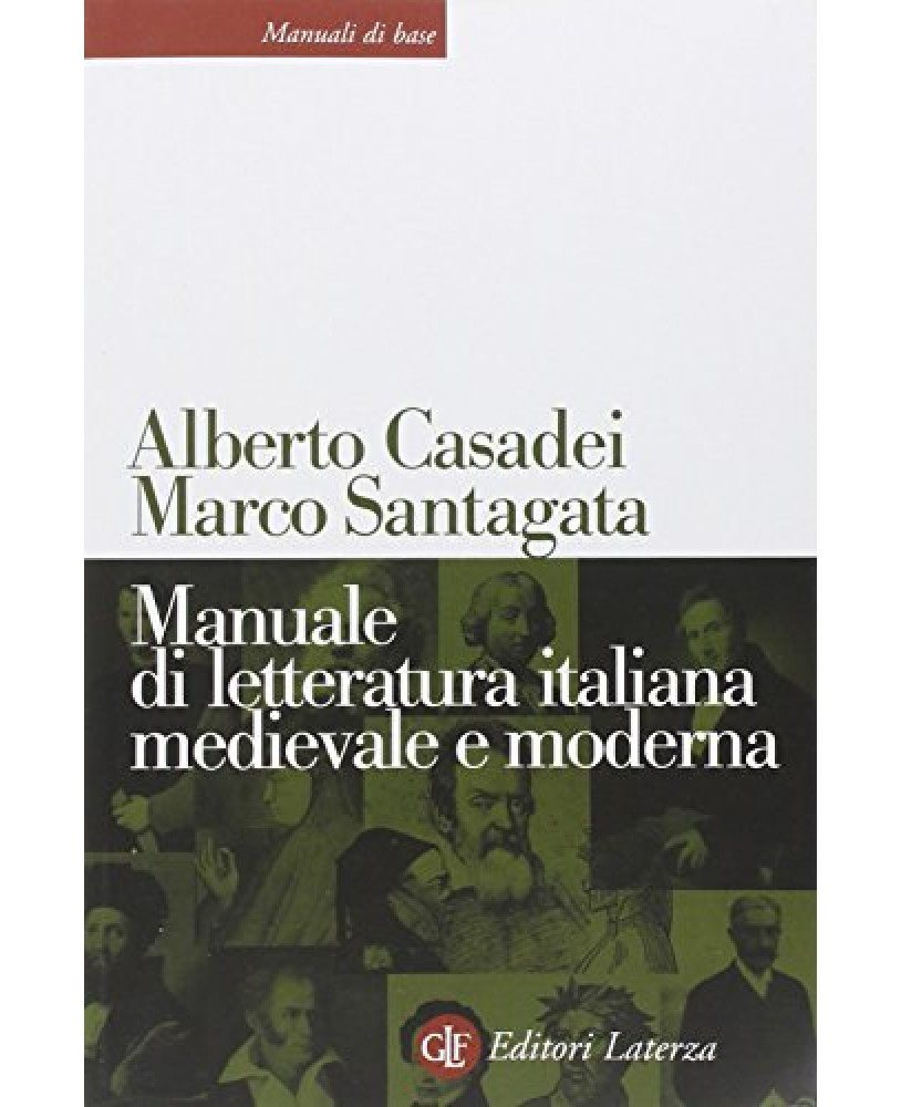MANUALE LETTERATURA ITALIANA DOWNLOAD