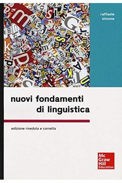 Nuovi fondamenti di linguistica