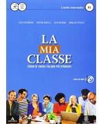 La mia classe. Livello intermedio (B1). Con CD Audio formato MP3